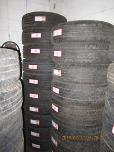 GOOD USED AND NEW TIRES