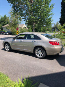 2009 Chrysler Sebring Touring Berline