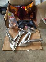 New Honda VFR 800 parts