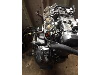 Kawasaki z1000 2013 Engine or swap for project bike