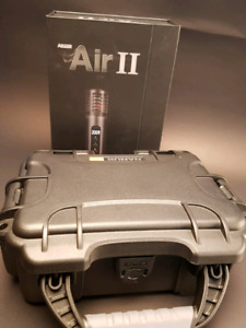 Arizer Air 2 with Nanuk 903 case and accessories