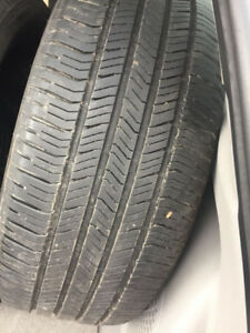 225/50r18 Goodyear Eagle LS USED TIRES