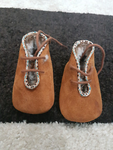 Zara baby moccasins