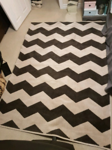 Chevron Area Rug