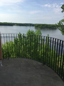 4 1/2 MODERN CONDO ON WATER ON GOUIN BLVD IN PIERREFONDS West Island Greater Montréal image 2