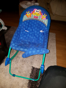 Fisher price rocker and sit