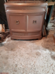Duo Therm Antique stove