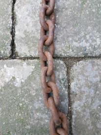Length of heavy chain