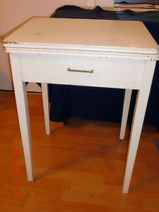 Table machine a coudre