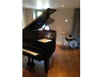 Jazz piano/theory lessons £25/hr £15/halfhr
