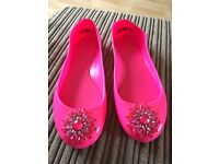 Ted Baker Size 8 Jelly Shoe