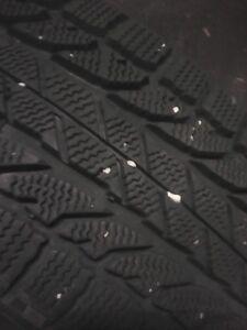Winter Tire Package - Dodge Journey + Grand Caravan + Durango London Ontario image 3