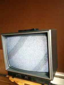 Television vintage Zenith space command 80s