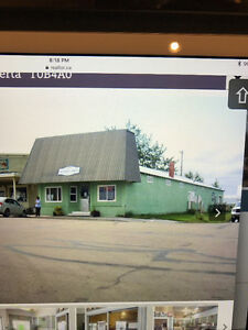 Commercial space for lease in Ryley Alberta 7809949999