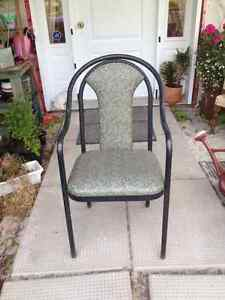 chaise style capitaine