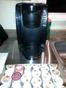 Keurig by Oster. Pods included. Works perfectly. Peterborough Peterborough Area image 1