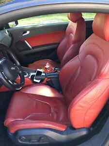 2008 Audi TTS Coupe (2 door)
