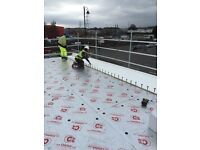 All roofing work undertaken