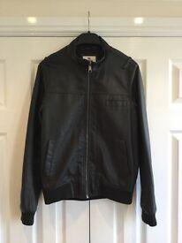 Men's Bellfield leather jacket