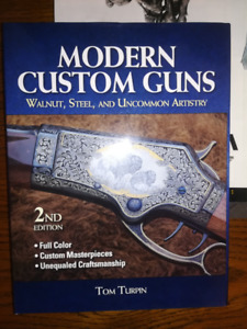 Modern Custom Guns-2nd Edition