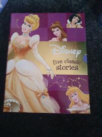 Disney Princess 6 classic story books