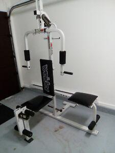 Exerciseur Weider Multi-Exercices Livré