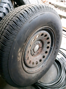 WANTED  Goodyear wrangler st tire.