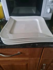 Plates and mug