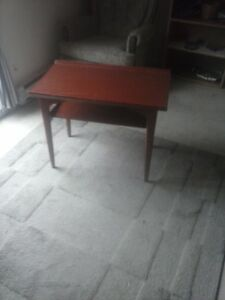 Coffee Table- hardwood-
