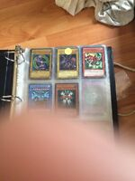 Old Rare Yu-Gi-Oh/yugioh cards for sale