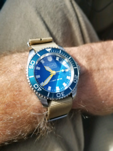 Scurfa 300m Sapphire Crystal New Divers Watch