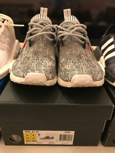 Size 8.5 Grey Tri-Colour NMD R1 - contact for more pics