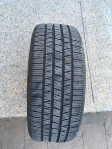 1 PNEU / 1 ALL SEASON TIRE 225/50/17 HANKOOK OPTIMO