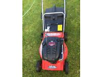 Rover self propelled lawnmower
