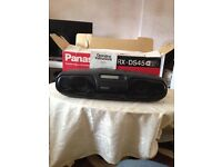 Panasonic RX-DS45 CD Radio Cassette
