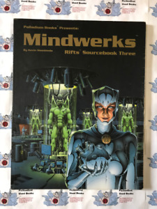 RPG: Rifts Mindwerks