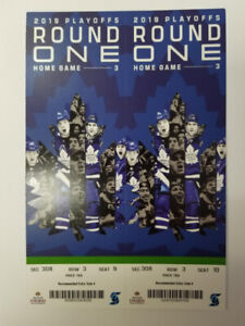 PLAYOFF TORONTO MAPLE LEAF TICKETS FOR THIS SUNDAY