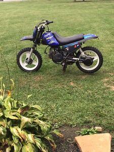 1998 Yamaha PW 50