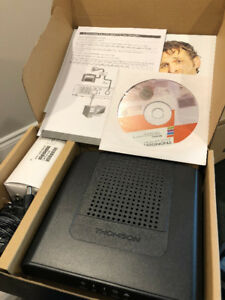 Like New Thomson DCM476 Cable Modem