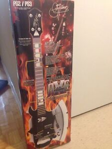 Gene Simmons guitar