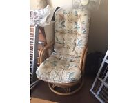 Rocking chair conservatory furniture