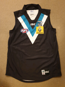 ISC PORT ADELAIDE POWER FOOTBALL FOOTY JUMPER JERSEY GUERNSEY XXL