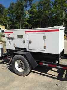 Magnum Mobile Generator – MMG55 Kitchener / Waterloo Kitchener Area image 1