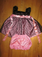 Beautiful Baby girl dress size 12 months