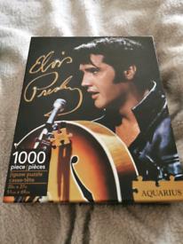 Elvis Presley 1000 piece Jigsaw puzzle new