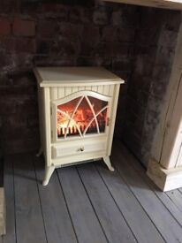 Electric fire/stove