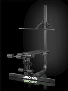 Soloflex exercise machine for sale