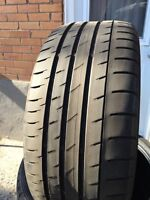 255/35/19 Continental summer tires