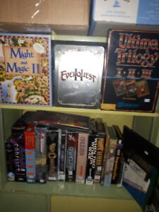 ** Big Box PC Games. Floppy + Disc **