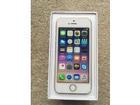 iPhone 5S white and Gold 16gb on Vodafone